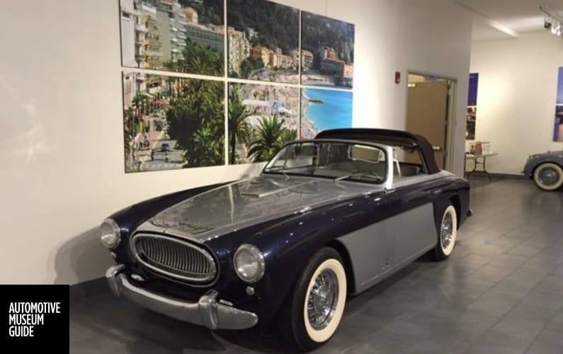Automotive Museum Guide